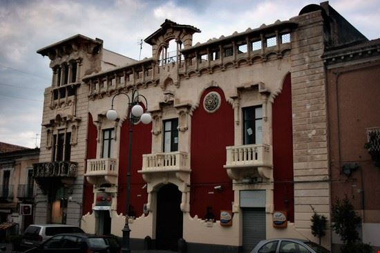 palazzo bonaventura giarre