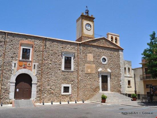 chiesa madonna addolorata sant'agata militello