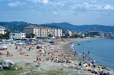 Bagni Blu Beach Vado Ligure : Mare vado ligure
