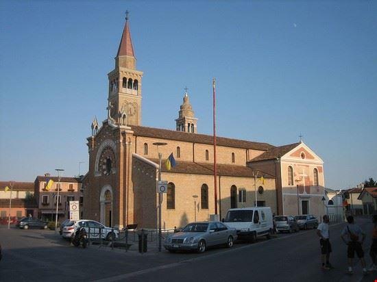 chiesa ss trinità cavallino treporti