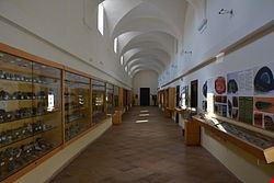 museo mineralogico campano vico equense