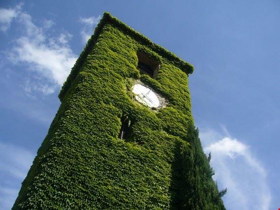 campanile verde frontino