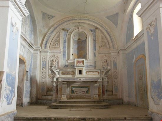santa maria costantinopoli pollica
