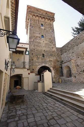 Castello dei Principi Capano - Pollica