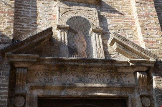 91740 tortoreto chiesa sant  agostino tortoreto