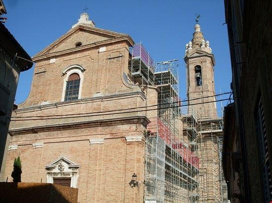 91983 corinaldo chiesa santa maria goretti corinaldo
