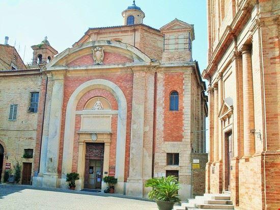 chiesa dell'addolorata corinaldo
