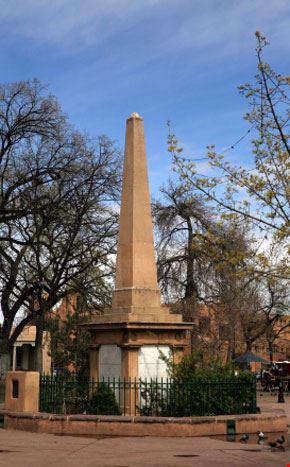 santa fe piazza storica