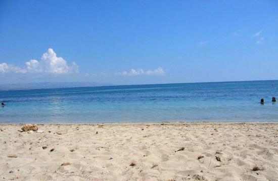 spiaggia spinazza, marzamemi - Spinazza