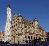 rothenburg rathaus