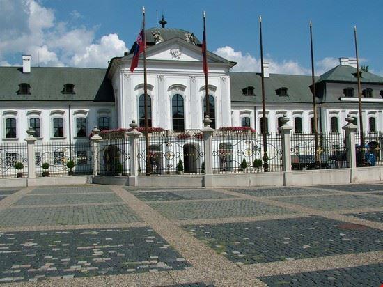 bratislava palazzo grassalkovich bratislava