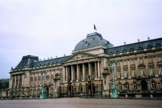 Bruxelles palazzo reale