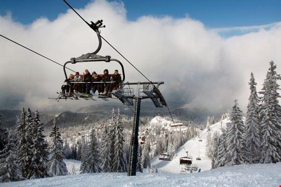 sarajevo skiing