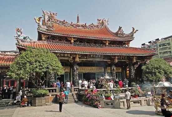 taipei longshan temple taipei