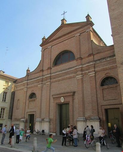 basilica san quirino correggio
