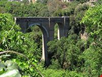 ponte clementino civitya castellana