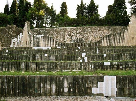 92517 mostar partisan memorial cemetery mostar