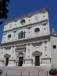 l  aquila basilica san bernardino l  aquila