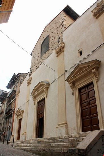 l  aquila basilica san giuseppe artigiano l  aquila