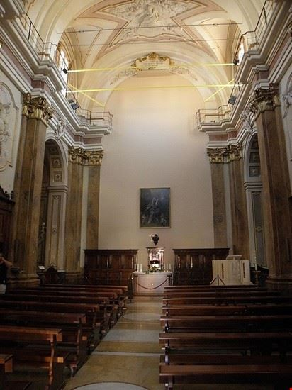 l  aquila chiesa santa maria del suffragio l  aquila