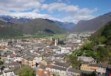 Panorama di Morbegno