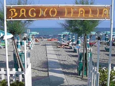 Ristorante Bagno San Marco Fiumaretta : Bagno italia ameglia