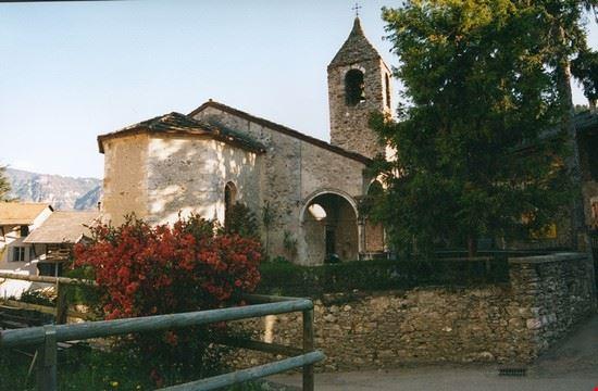 chiesa sant'ermete calceranico al lago