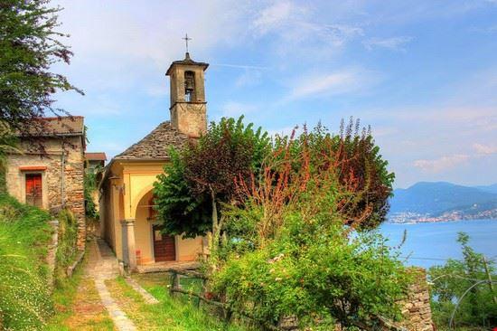 92712 cannero riviera chiesa di donego
