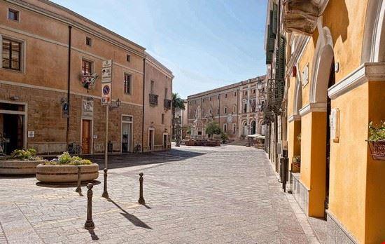 Cosa vedere a Oristano: piazza Eleonora Darborea