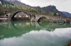 Panorama del Ponte di Maddalena