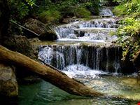 kanchanaburi parco nazionale di erawan