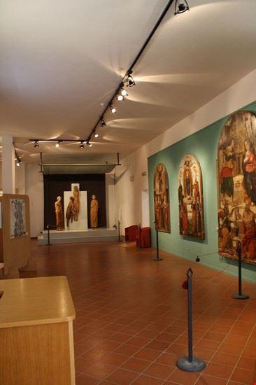 pinacoteca san francesco montone