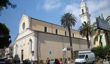 diano marina chiesa di sant  antonio abate