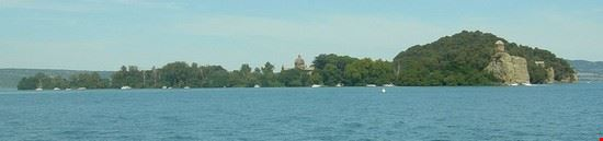 isola bisentina bolsena