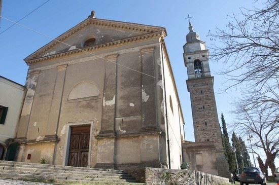 93165 galzignano terme chiesa santa maria assunta a galzignano terme