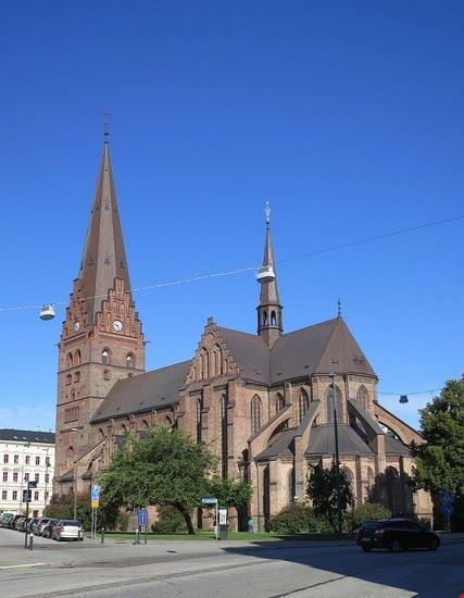 malmoe sankt petri kyrka malmo