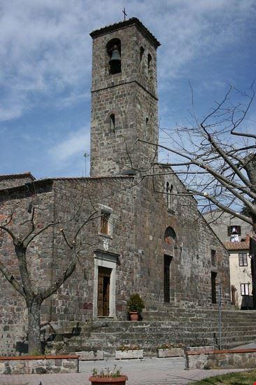 chiesa san pietro radicofani