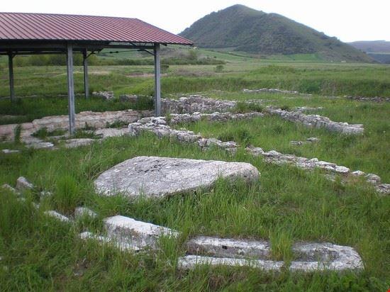 scavi archeologici di plestia
