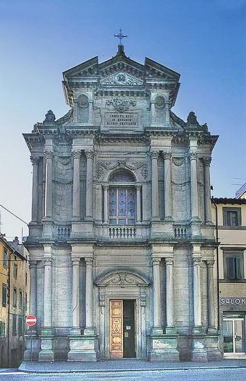 Chiesa di santa maria delle grazie castel del piano for Pianificatore di piano online