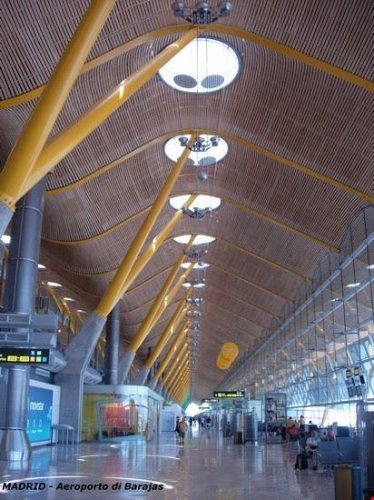 madrid madrid aeroporto barajas terminal t4