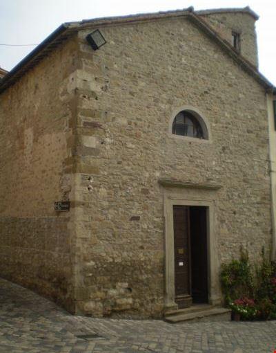 chiesa della madonna di loreto di san leo