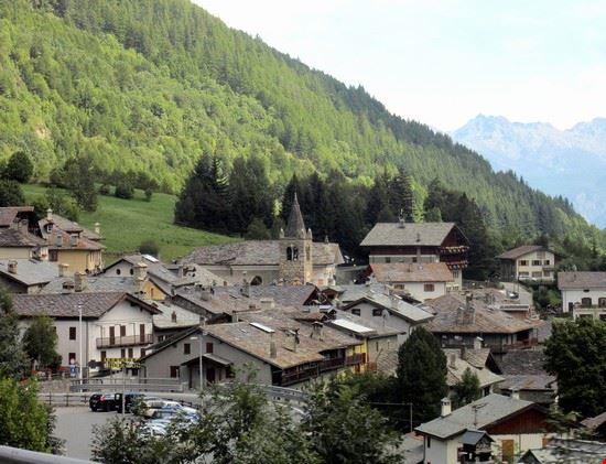 etroubles panorama borgo