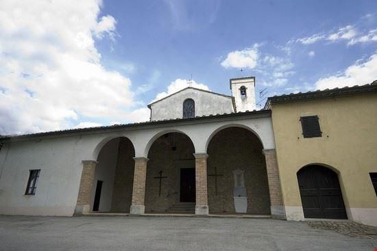 Chiesa di San Ruffignano a Monsanto (Barberino Val d'Elsa)