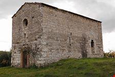 Chiesa di San Giorgio allo Spadaio - Barberino Val d'Elsa - Firenze