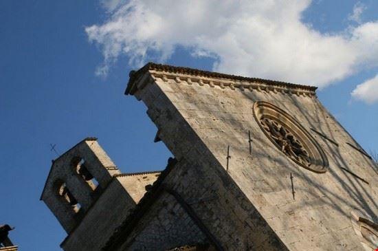 chiesa santa maria in pantano massa martana