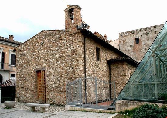 94003 teramo chiesa di sant  anna dei pompetti di teramo