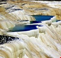 Acque termali di travertino