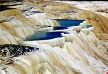 acque termali di travertino pamukkale