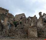 Il centro distrutto di Craco