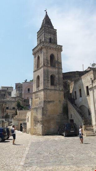 campanile di san pietro barisano matera